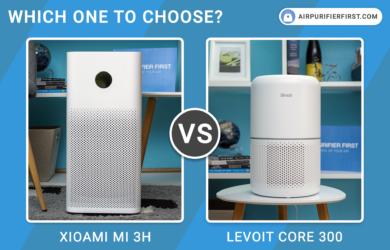 Xiaomi Mi 3H Vs Levoit Core 300 - Comparison