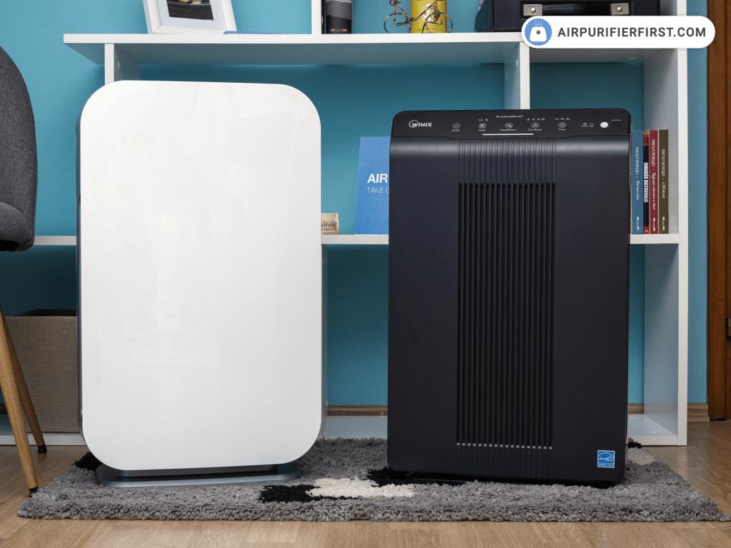 Alen BreatheSmart FLEX Vs Winix 5500-2 - Comparison
