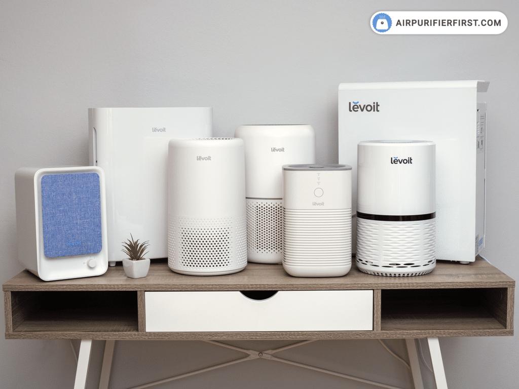 Best Levoit Air Purifier - In-Depth Reviews