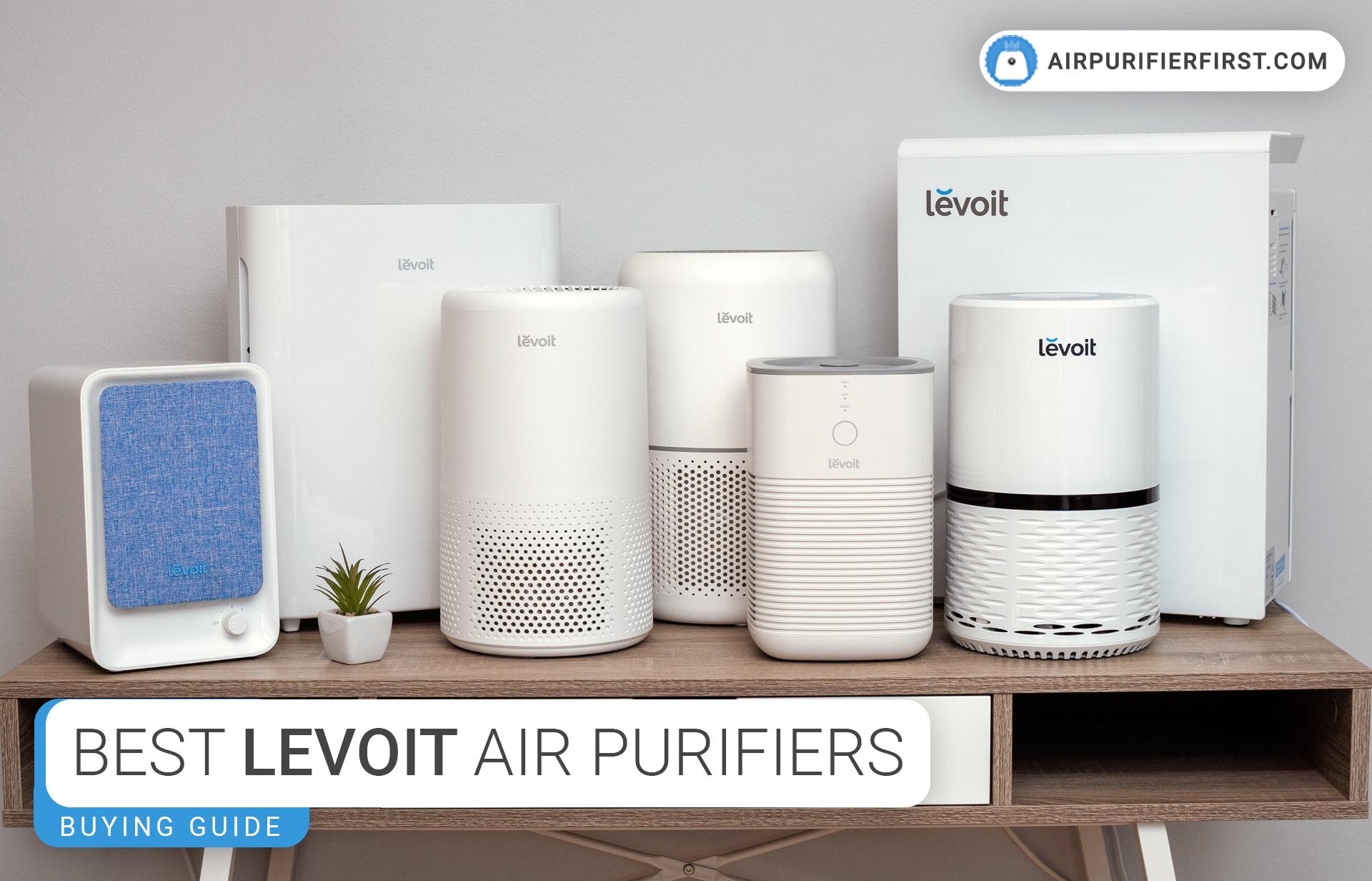 Best Levoit Air Purifiers
