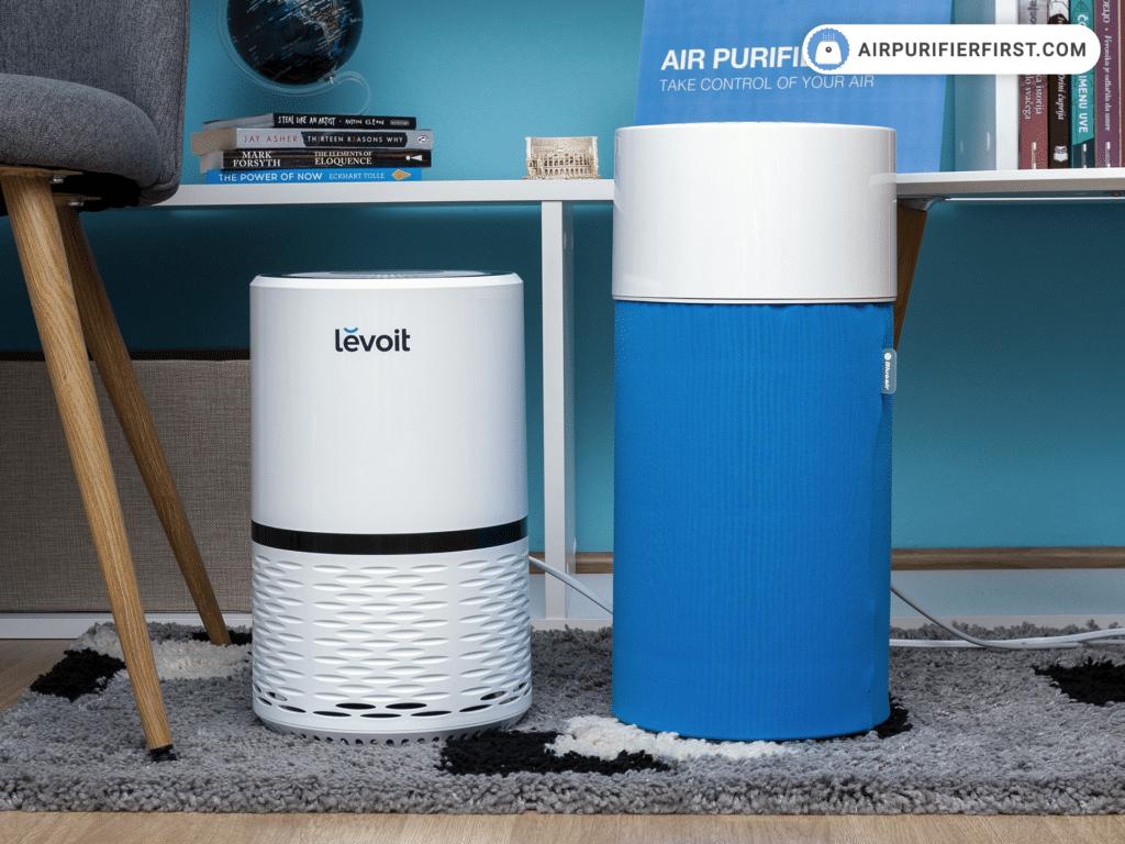 Levoit LV-H132 Vs Blueair Blue Pure 411 Air Purifiers - Comparison