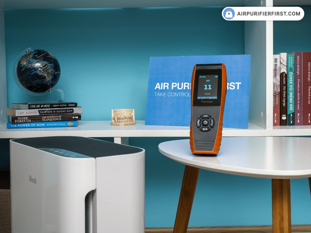 Levoit Vital 100 Air Purifier - Performance Tests