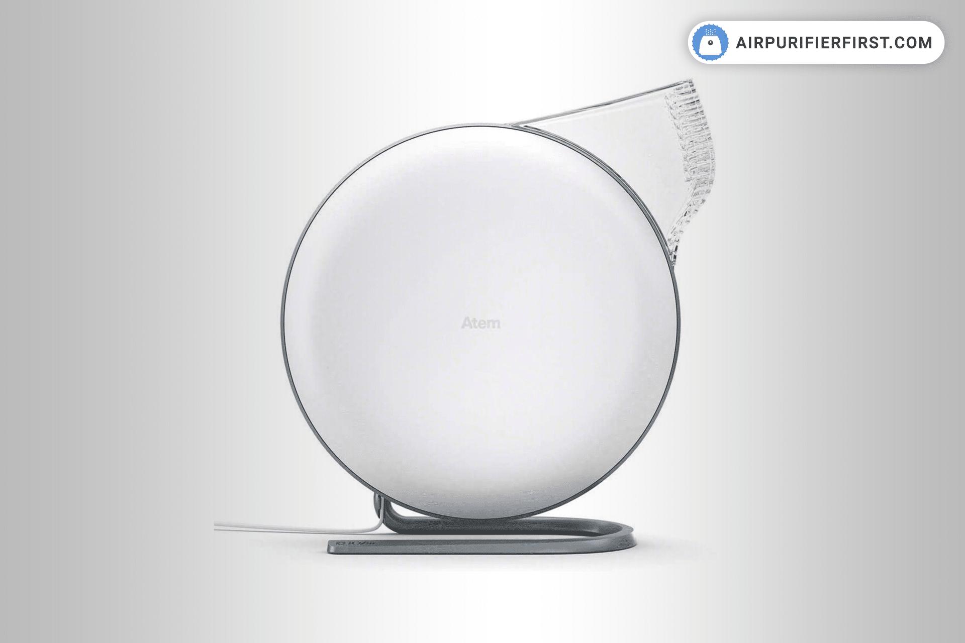 IQAir Atem Air Purifier - Best Desktop Air Purifiers