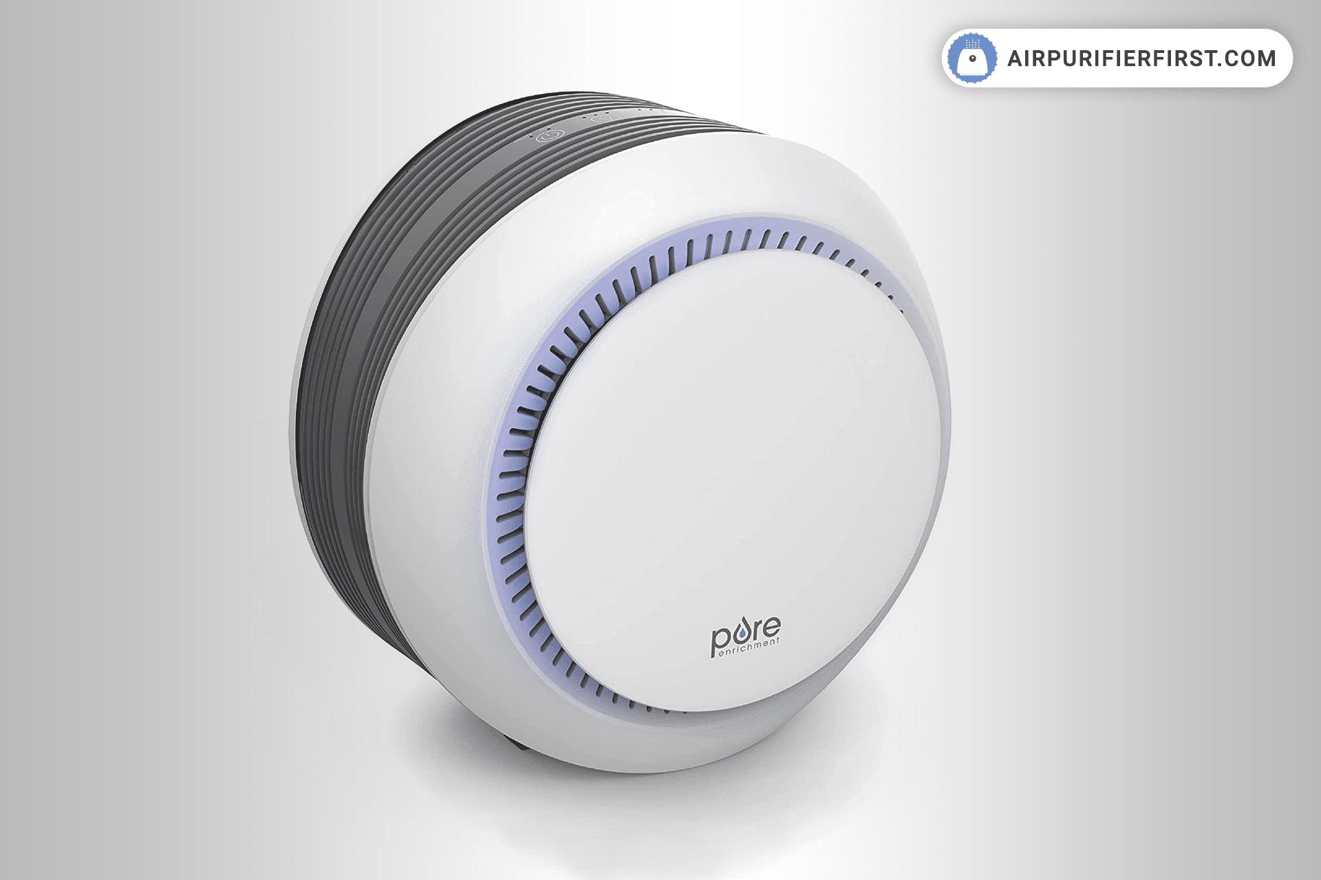Pure Enrichment PureZone Halo Air Purifier - Best Desktop Air Purifiers