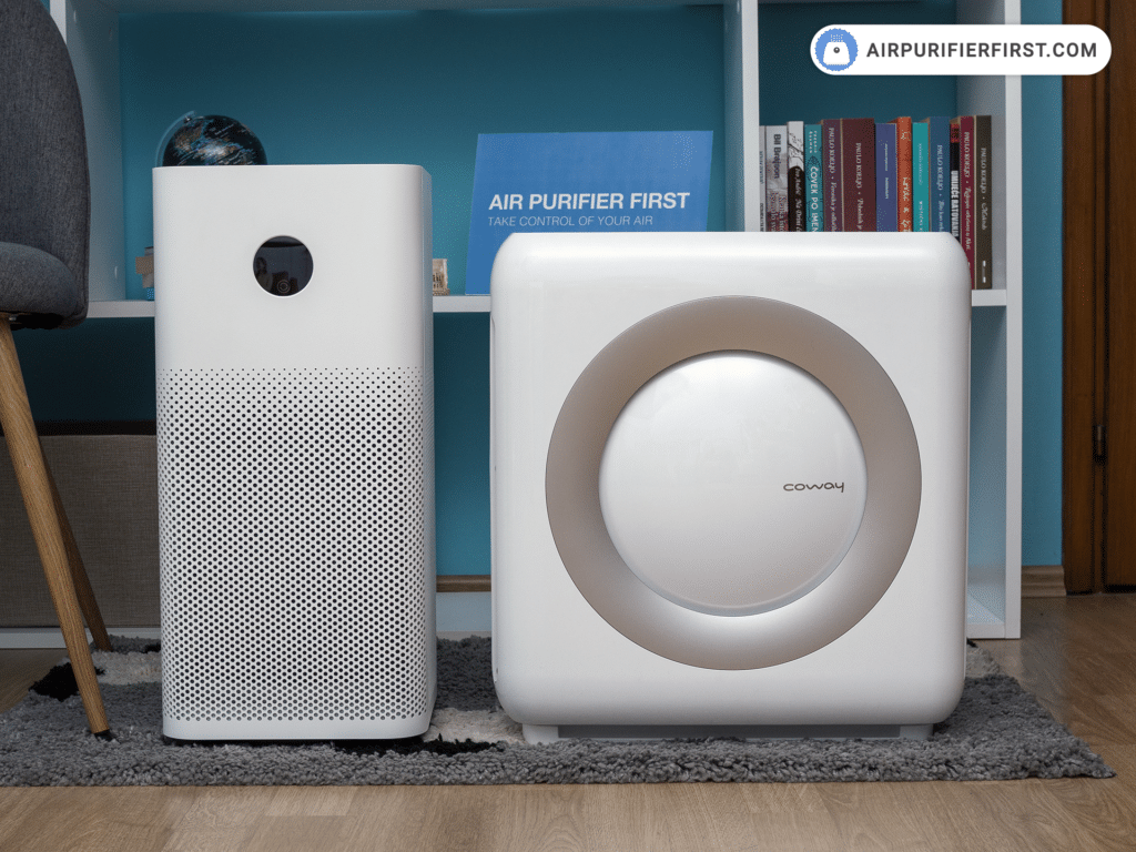 Xiaomi Mi 3H Vs Coway AP-1512HH Mighty Air Purifiers - Trusted Comparison